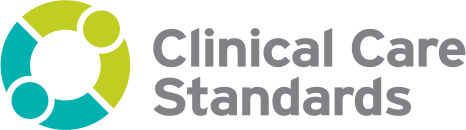Clinical Care Standards logo