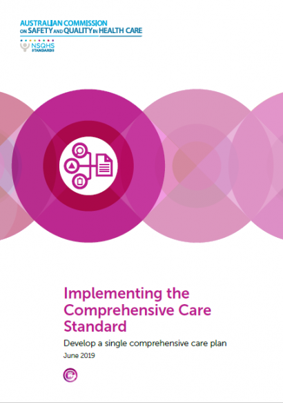 Front cover comprehensive care element 4