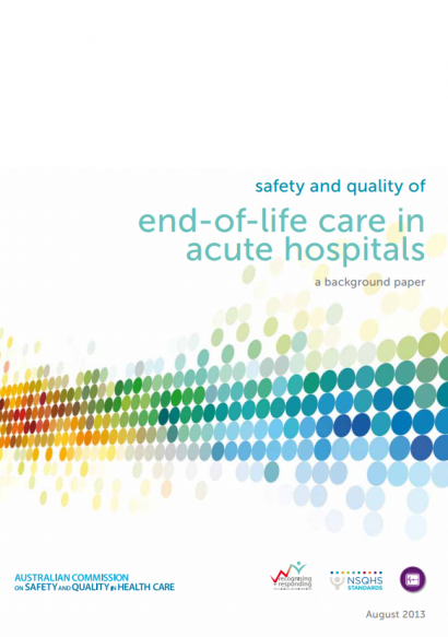 safety-and-quality-of-end-of-life-care-in-acute-hospitals-a-background-paper-cover-page