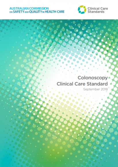 Colonoscopy Clinical Care Standard - thumbnail image