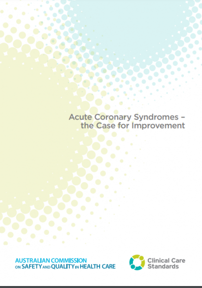 Thumbnail image of the Acute Coronary Syndromes Care for Improvement